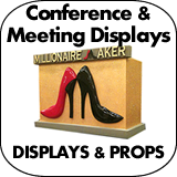 Conference & Meeting Displays / Podiums