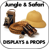 Jungle-Safari-Africa Cardboard Cuouts
