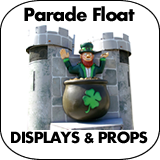 Parade Float Displays & Props