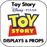 Toy Story Cardboard Cutout Standup Props