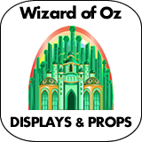 Wizard of Oz Cardboard Cutout
