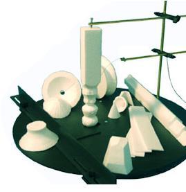 3D Scroll Table