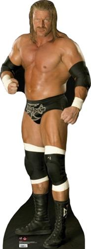 Triple H - WWE Cardboard Cutout Standup Prop