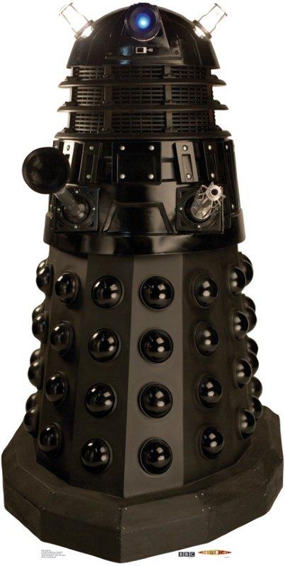 Dalek Sec - Doctor Who Cardboard Cutout Standup Prop