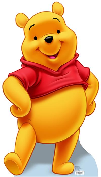 Winnie the Pooh - Winnie the Pooh Cardboard Cutout Standup Prop