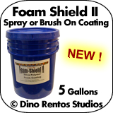 5 Gallon Foam Shield II - Foam Coating