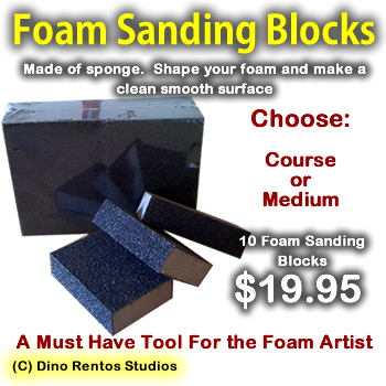 Foam Sanding Blocks