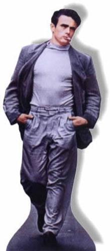 James Dean Cardboard Standee