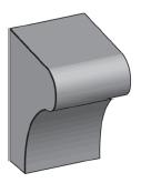 M26 - Architectural Foam Shape - Molding