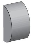 M33 - Architectural Foam Shape - Molding