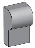 M35 - Architectural Foam Shape - Molding
