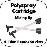 Replacement Mixing Tip for 1500ml Cartridge