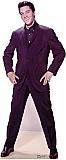 Elvis Hands on Hips (Talking) - Elvis Cardboard Cutout Standup Prop
