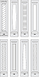 Custom Foam Column/Pillar With Cap and Base